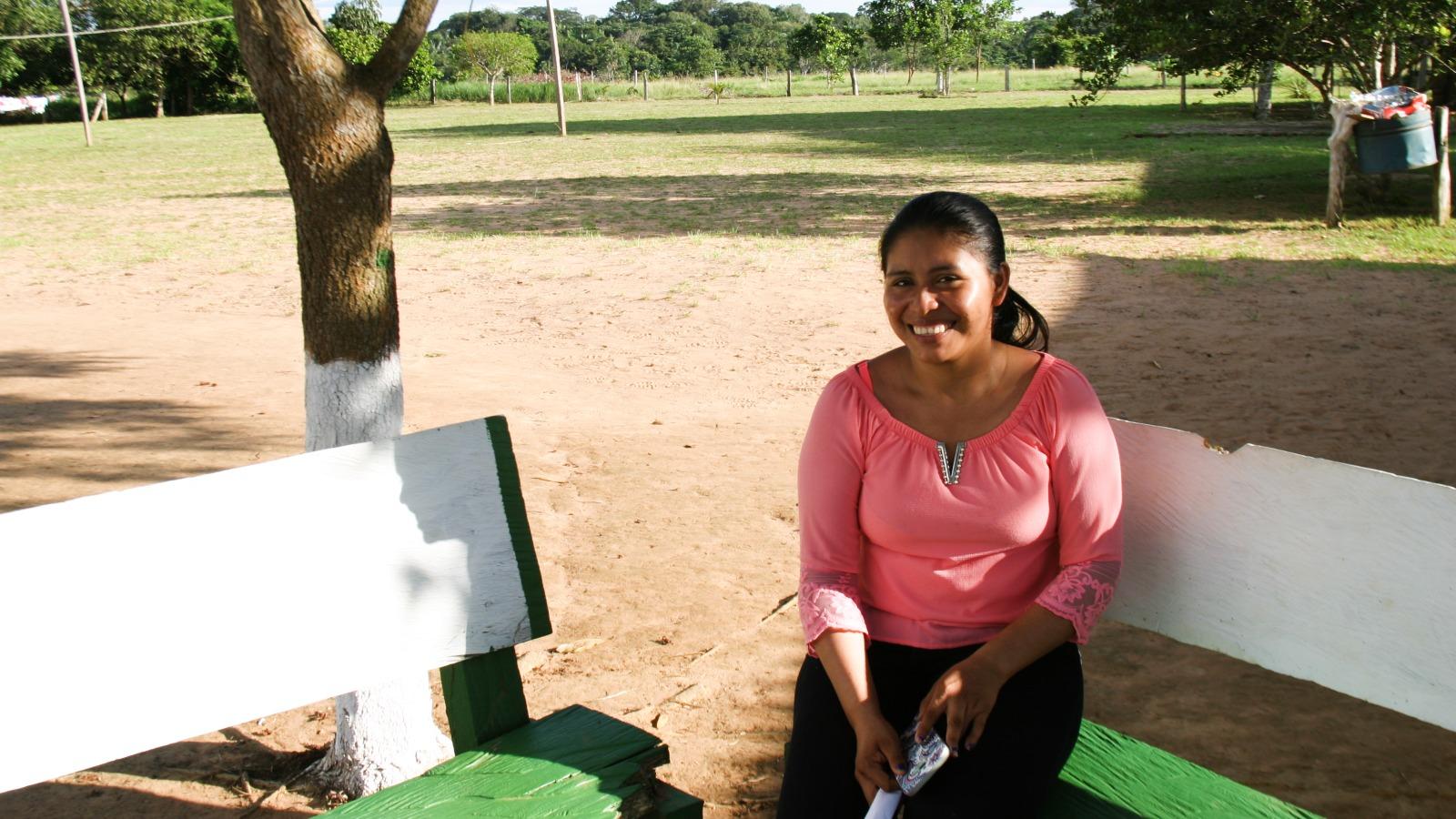 La profesora que enseña en dos lenguas para preservar a su pueblo