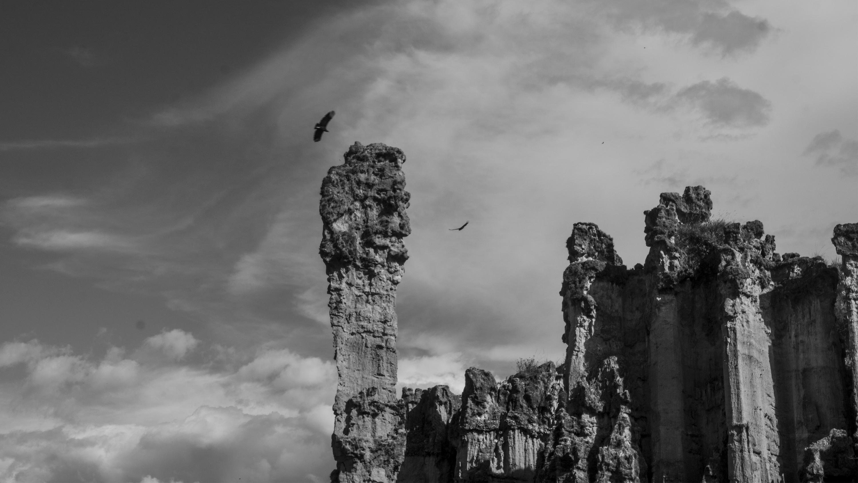 Los Estoraques, esculturas rocosas de otro mundo