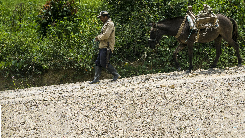 Especial fotográfico | Por las venas destapadas al corazón del Catatumbo