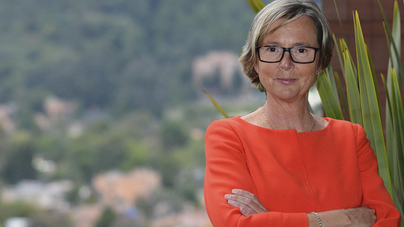 Embajadora de la U.E. anuncia 30 millones de euros para la ruralidad