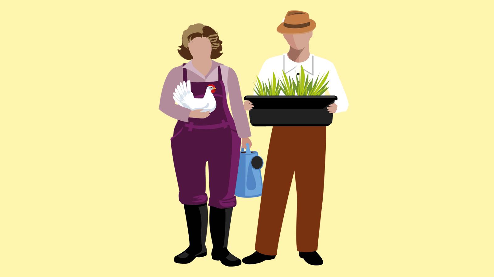 ¿Cómo organizar mejor la economía familiar en el campo?