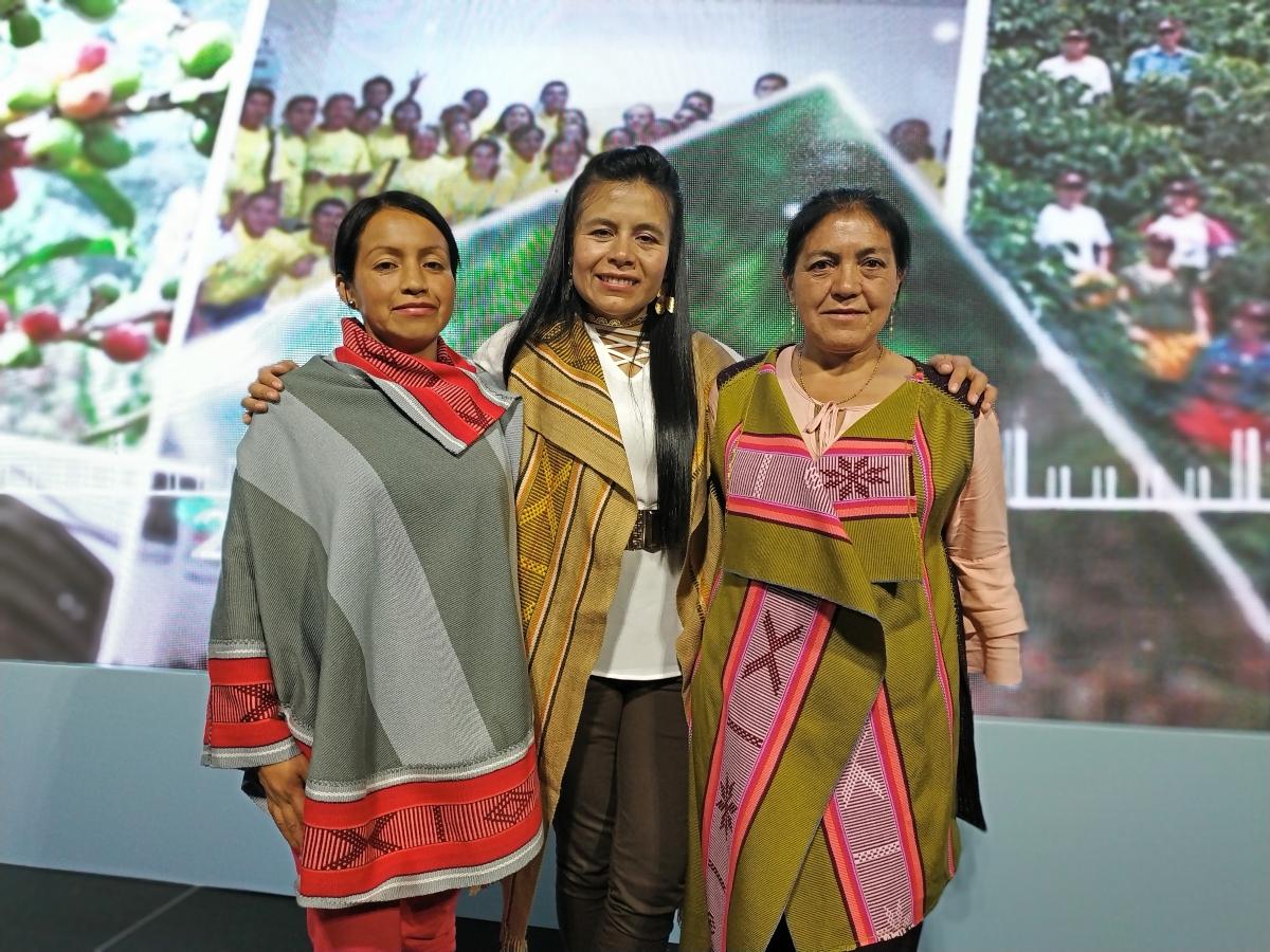 Vivir de la tradición, el sueño cumplido de 25 tejedoras indígenas de Nariño