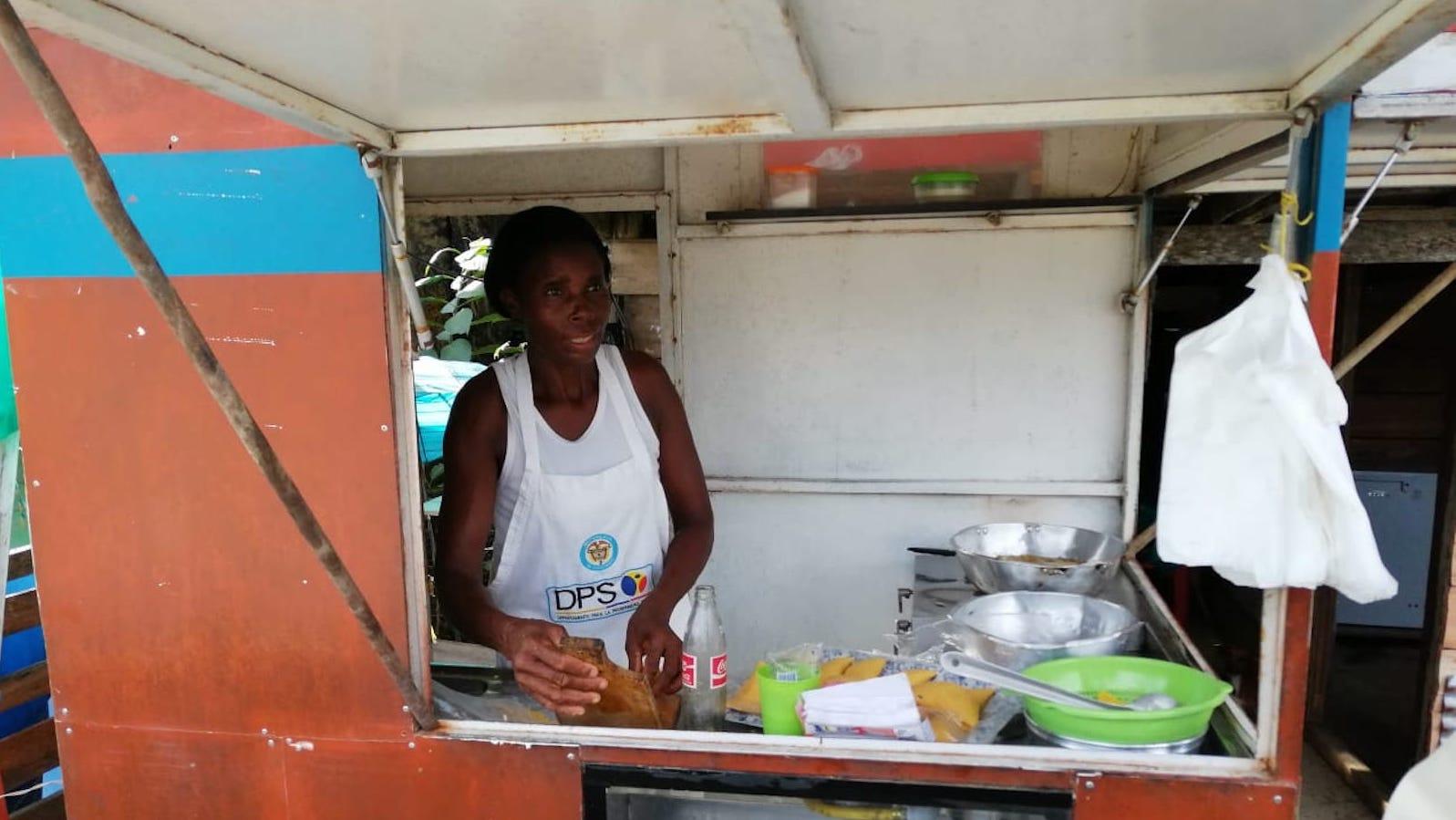 Día Mundial de la Mujer Rural: Aracely ya empezó a cambiar el mundo