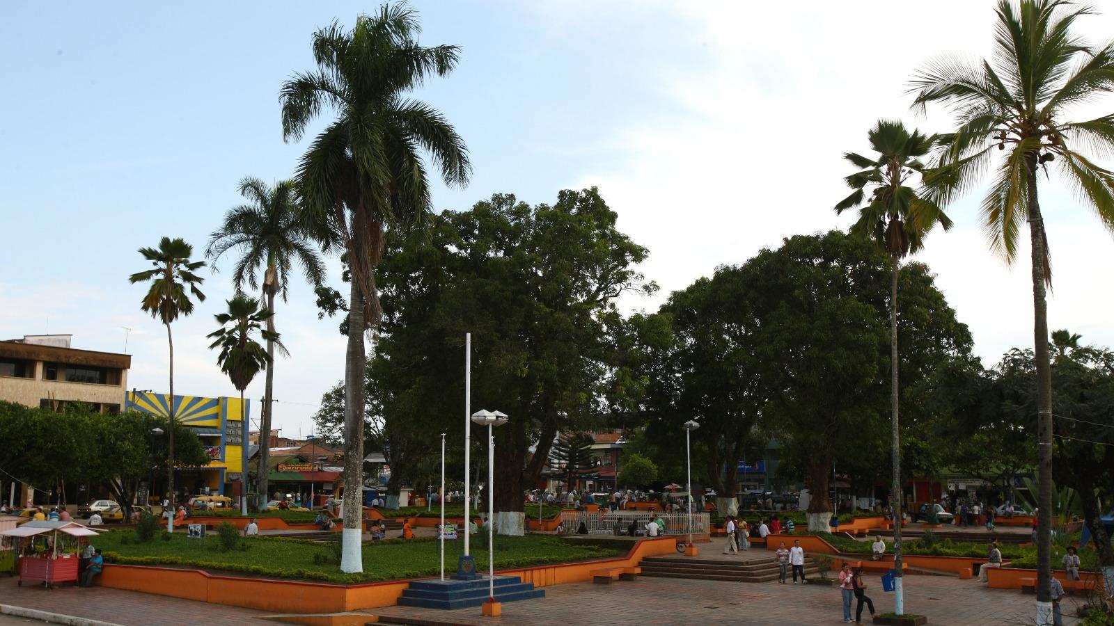 Chaparral, Tolima