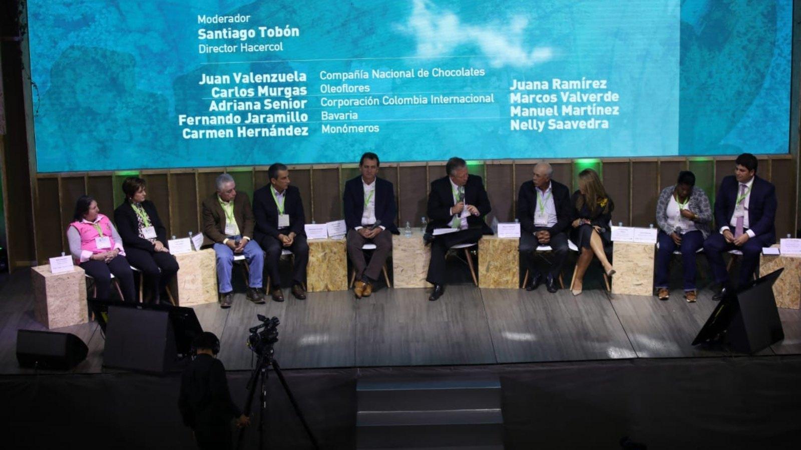 Estos fueron los temas que se trataron en la primera Gran Cumbre Colombia Rural