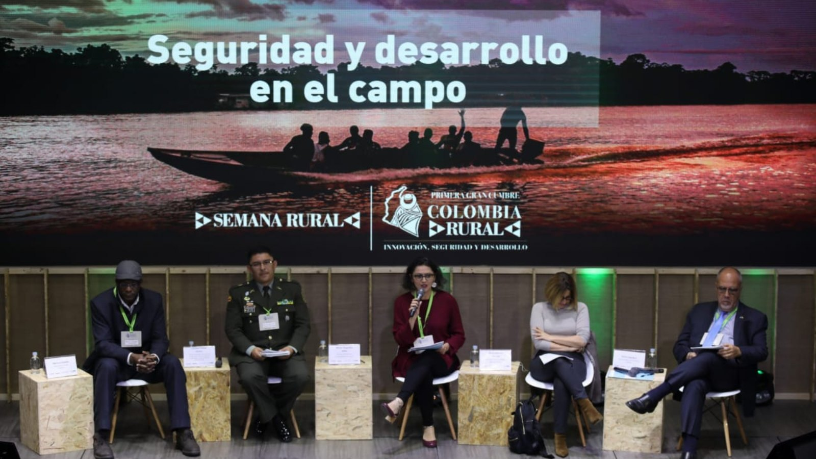 Conozca los perfiles de los panelistas de la primera Gran Cumbre Colombia Rural