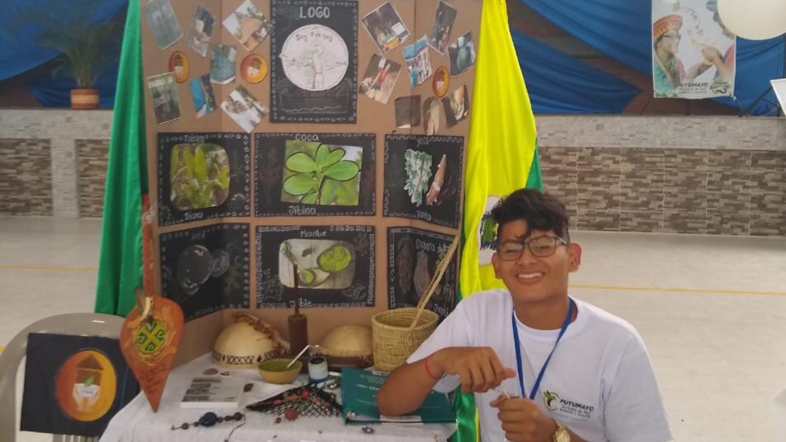 Los cinco proyectos de Putumayo en el encuentro nacional de ciencia