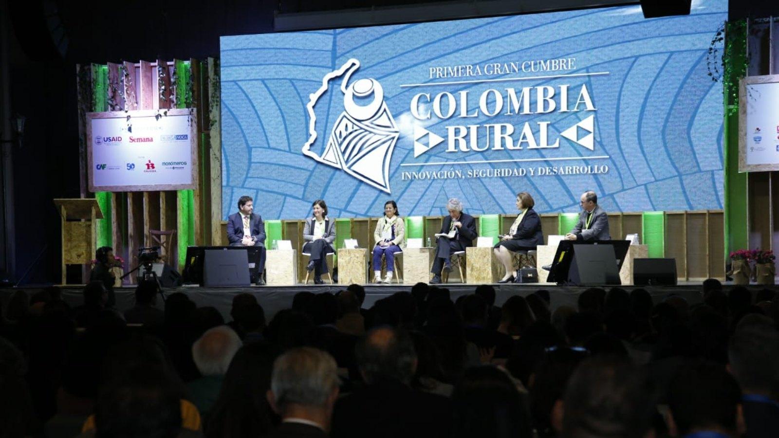 ESPECIAL | Así se debatió el futuro del campo colombiano