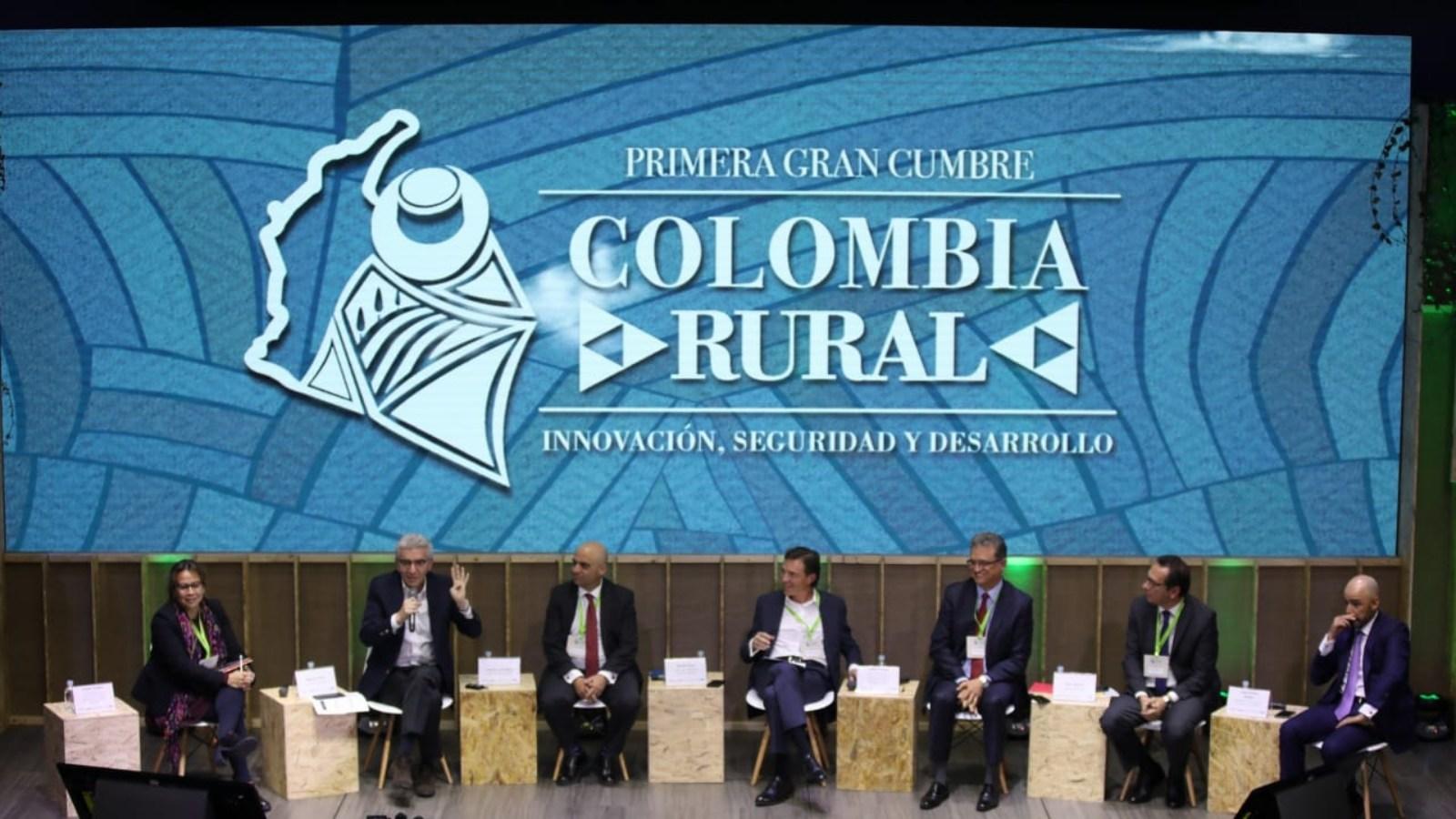 Las notas que le abrieron paso a la primera Gran Cumbre Colombia Rural