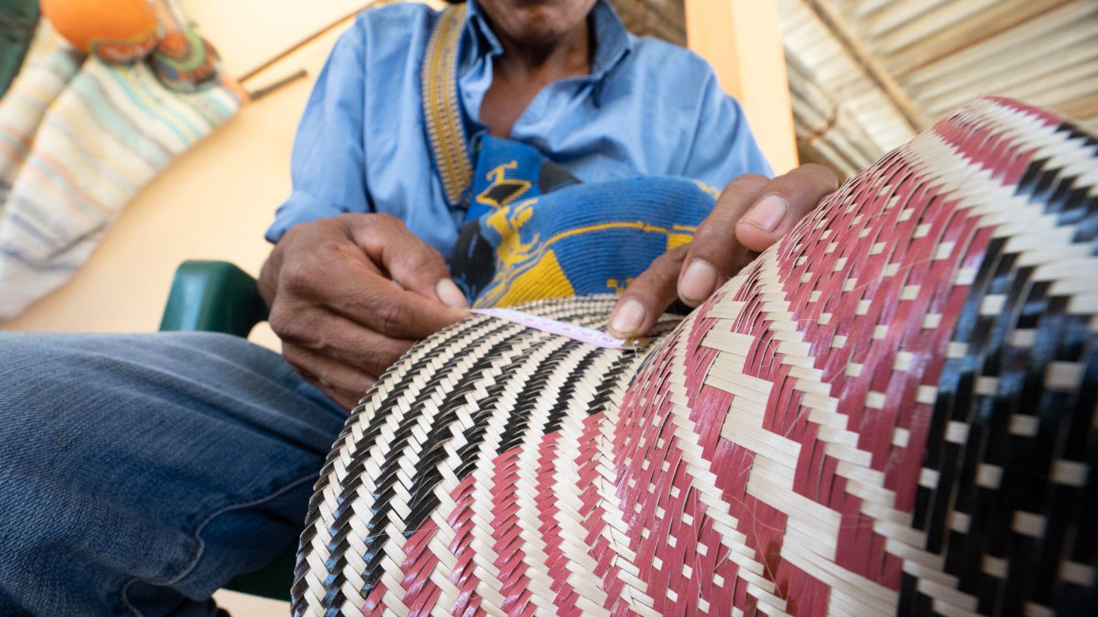 Pausayú, el clan wayú que se abre campo en el mundo de la moda