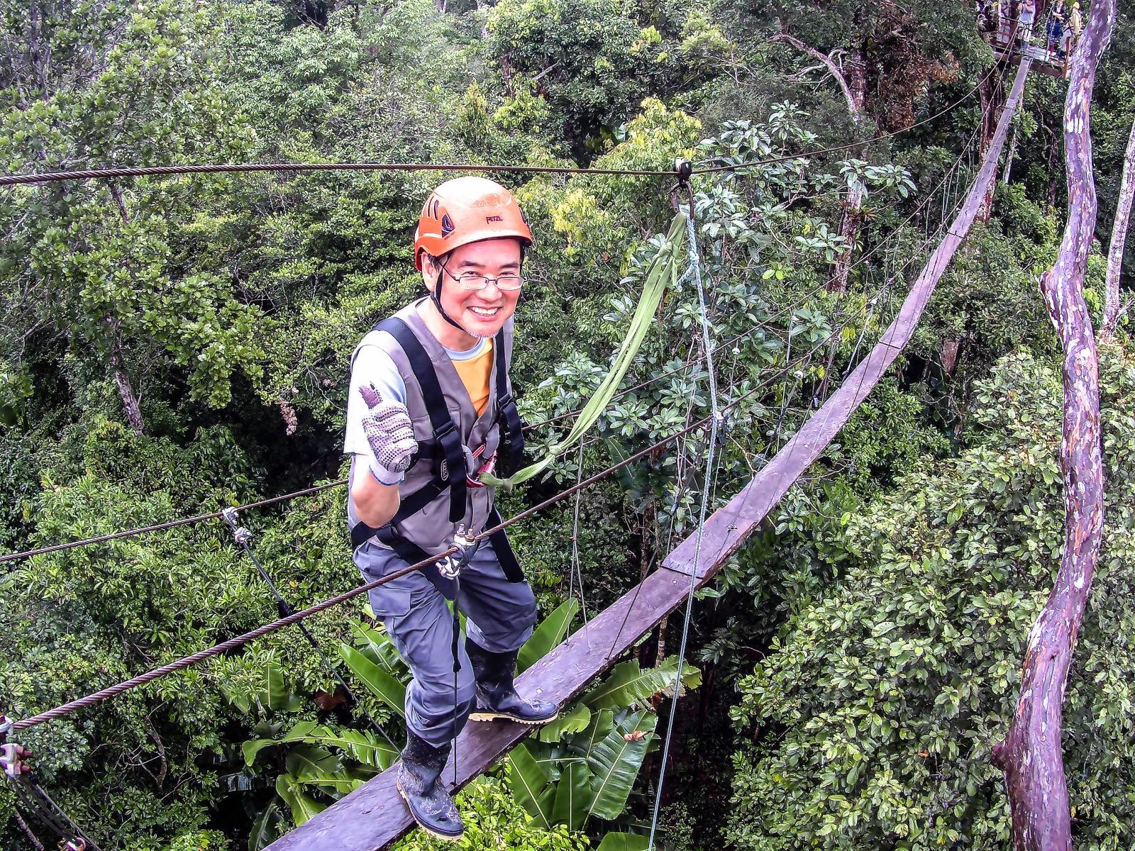 Vacaciones: lo que tiene el Amazonas para usted