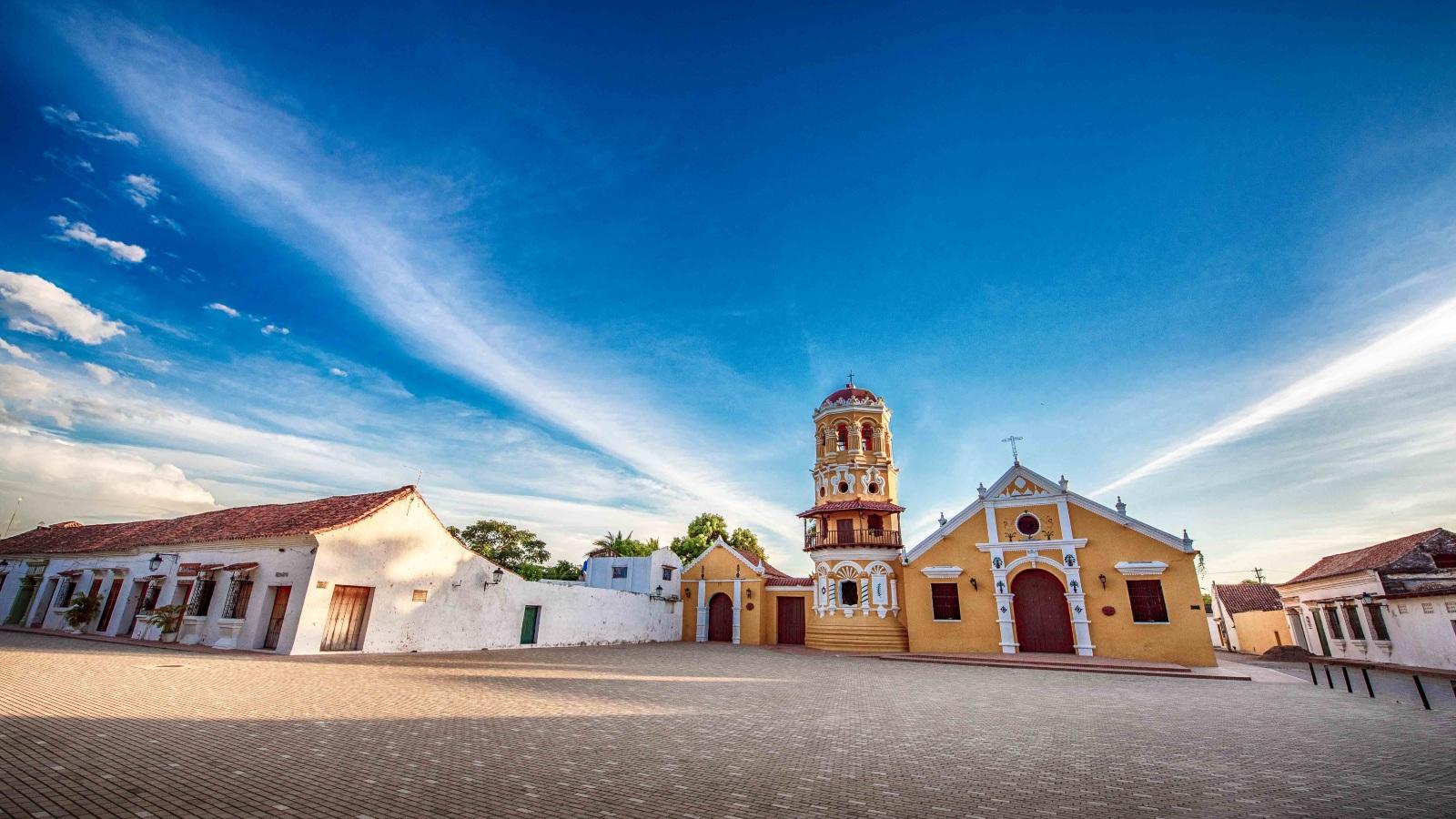 Mompox: 45 cuadras de estrechas calles y bellas casas