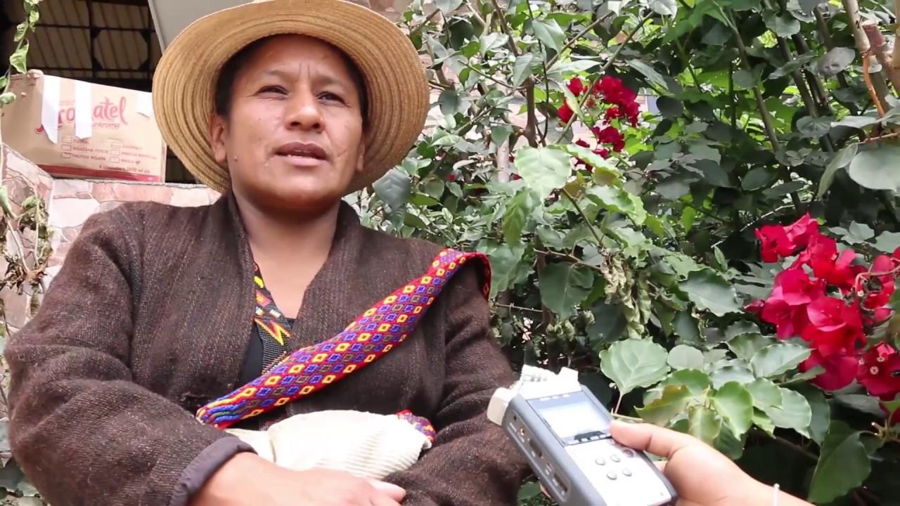 Una líder indígena que deja huella