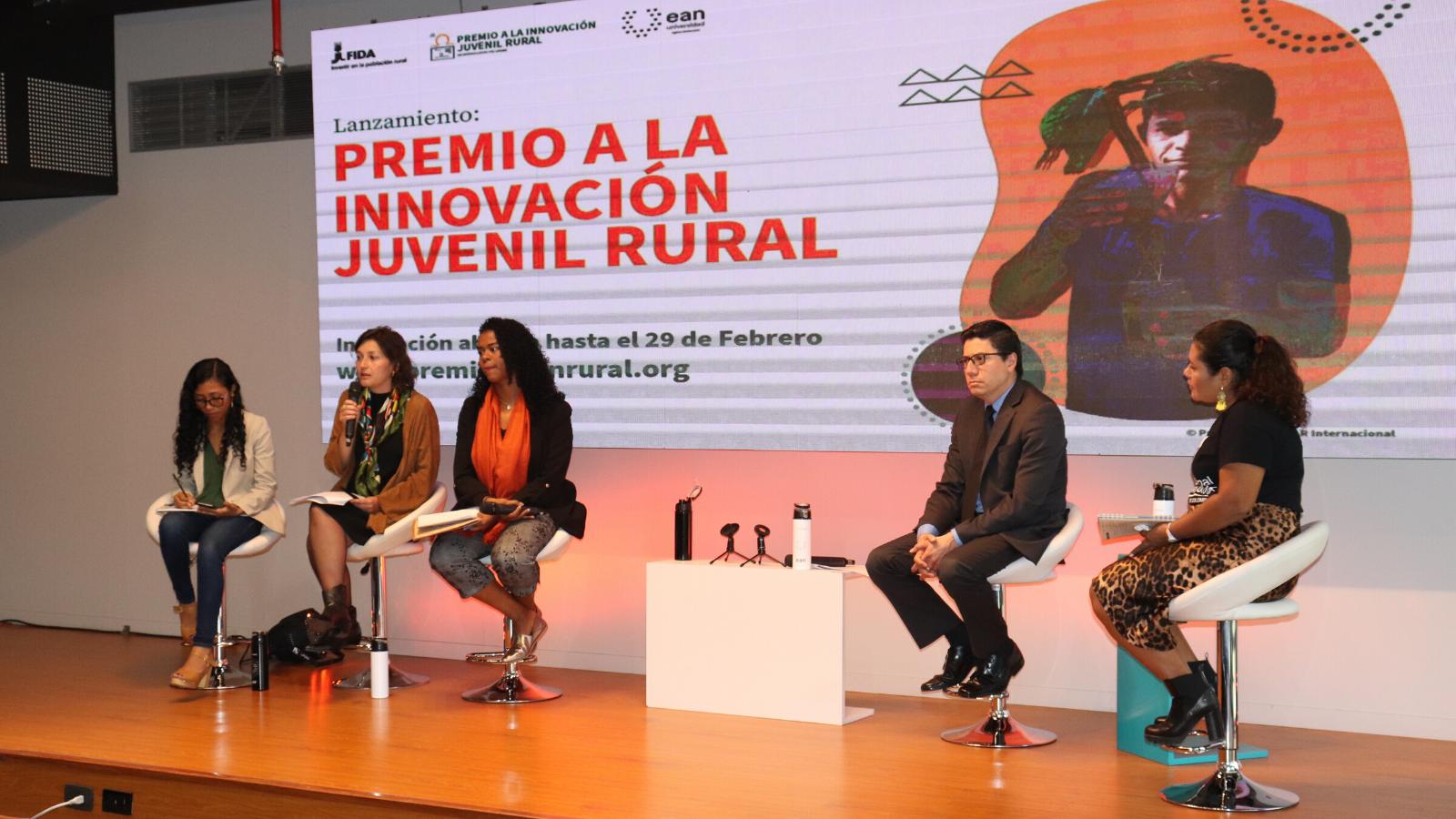 Convocatoria: lanzan el Premio a la innovación juvenil rural