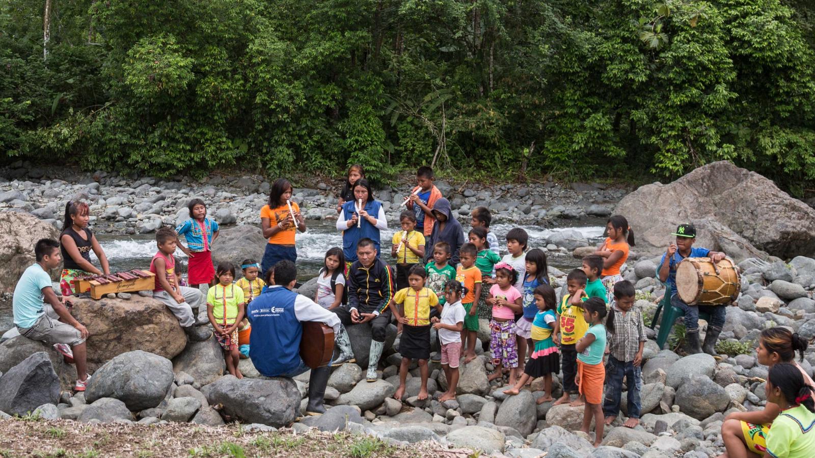 Convocatoria: Se abren inscripciones para el programa 'Música para la Reconciliación'