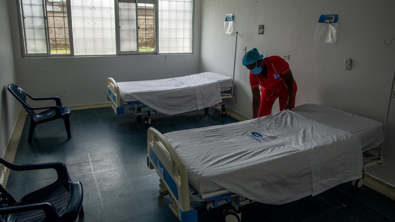 27 camas para medio millón de personas: la dura realidad de Chocó