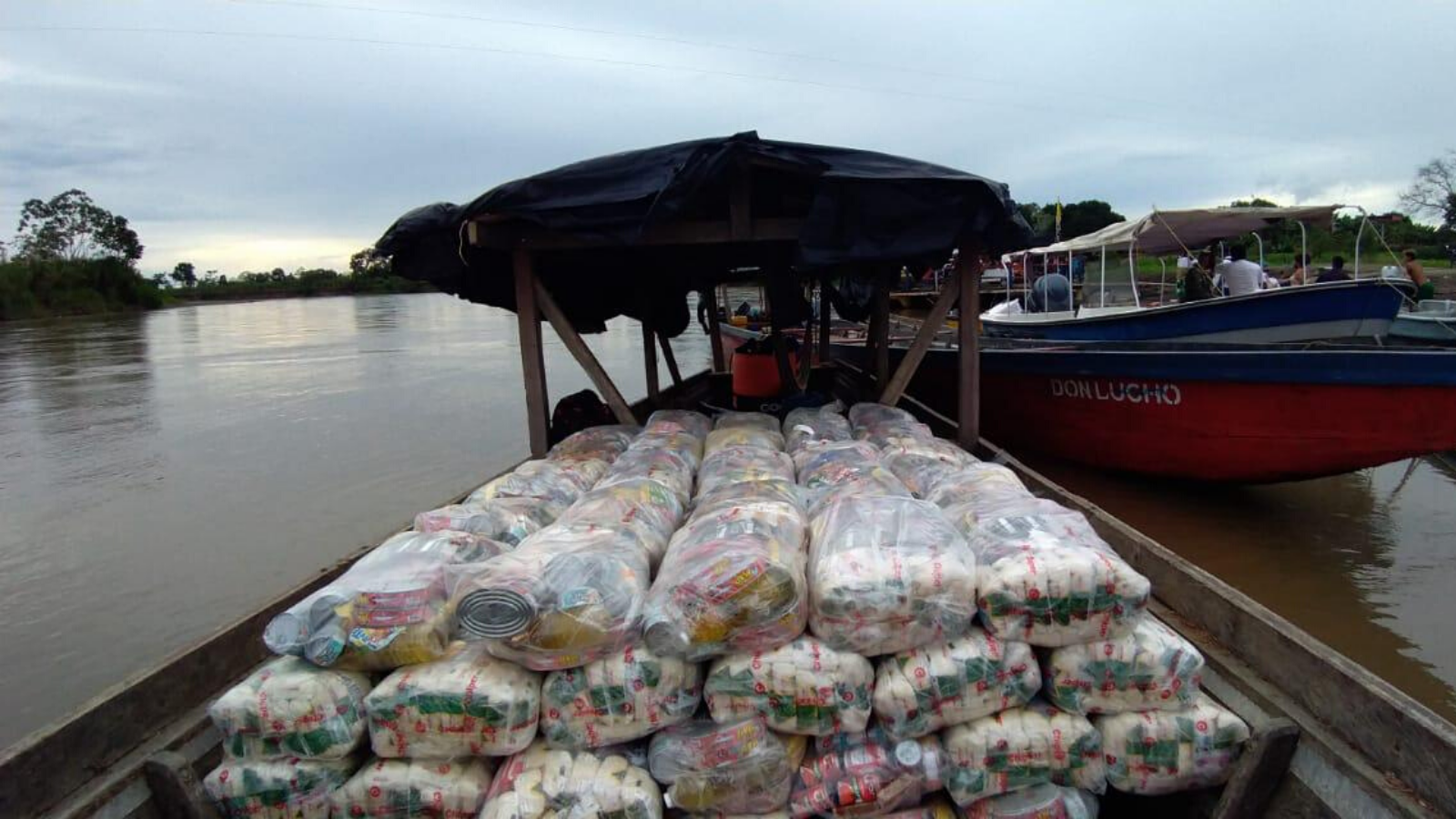 Ayudas de artistas y líderes llegan a Chocó