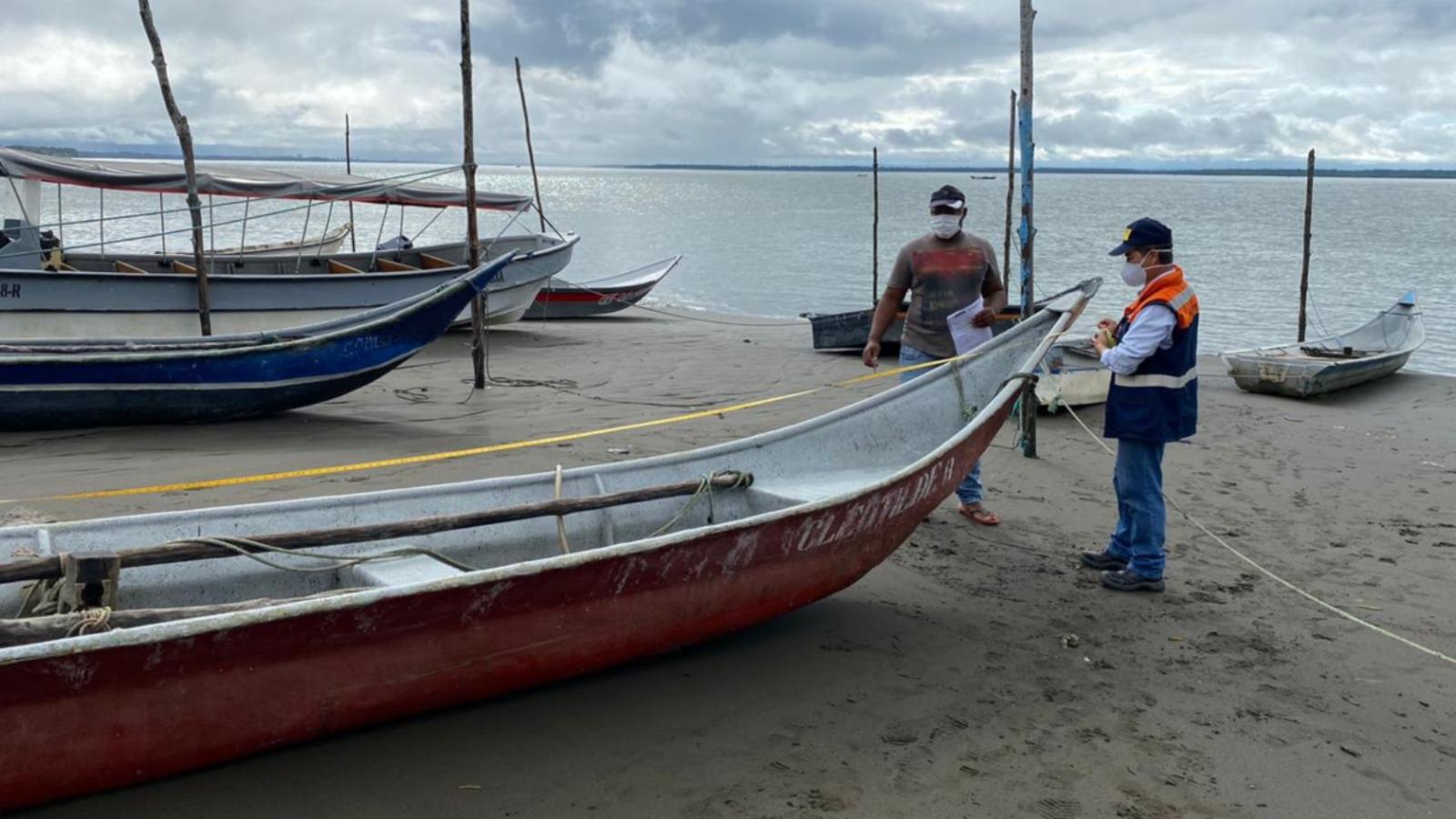 Pescadores artesanales de Buenaventura se formalizan