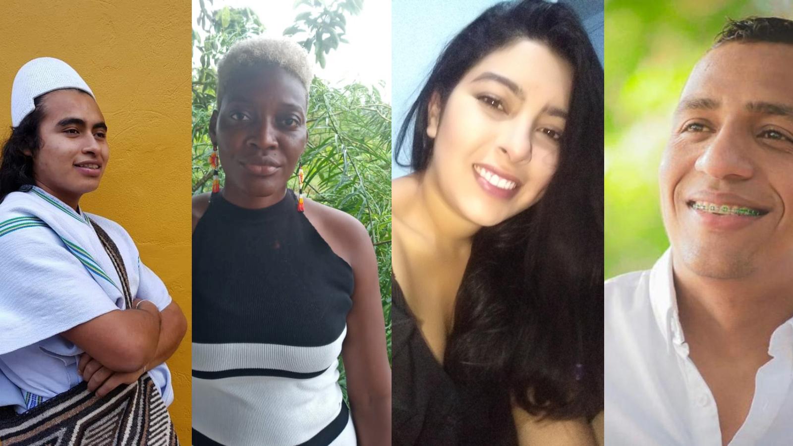 EN VIVO   Los jóvenes cuentan cómo transforman los territorios más golpeados por la guerra
