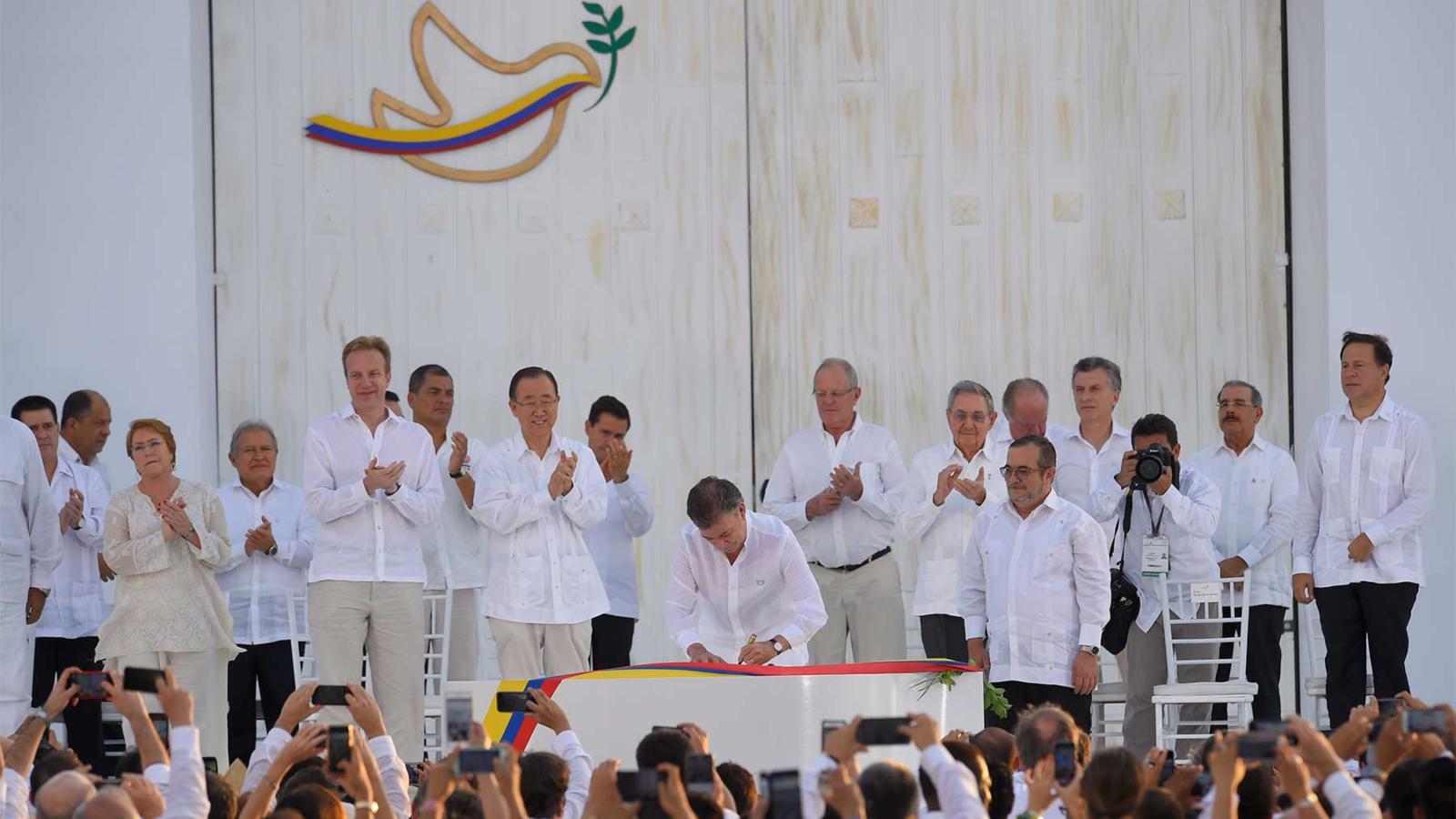¿De qué se trata la Conferencia Internacional por la Implementación del Acuerdo de Paz?