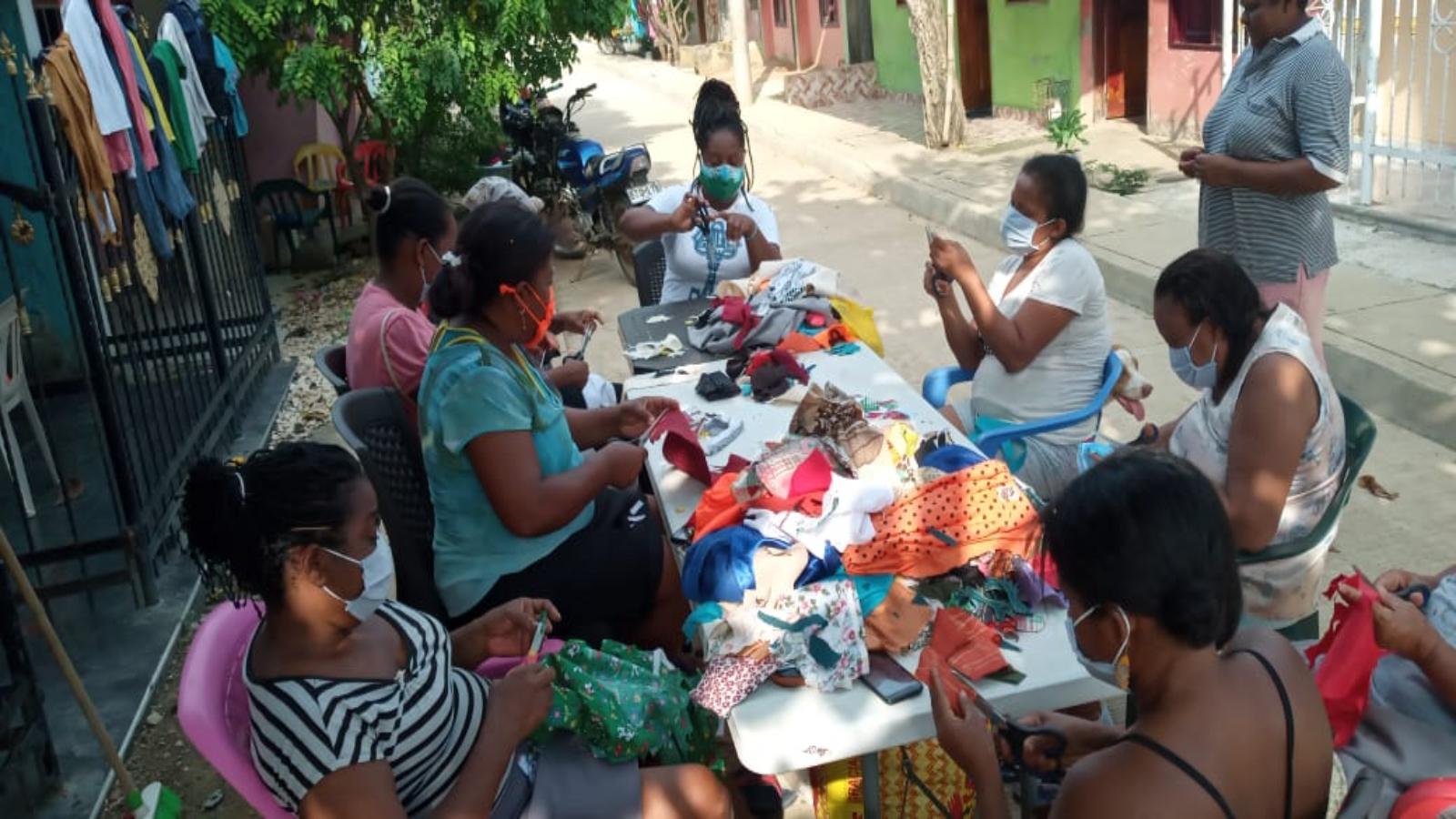 La Tienda de la Empatía: una salida para las comunidades olvidadas