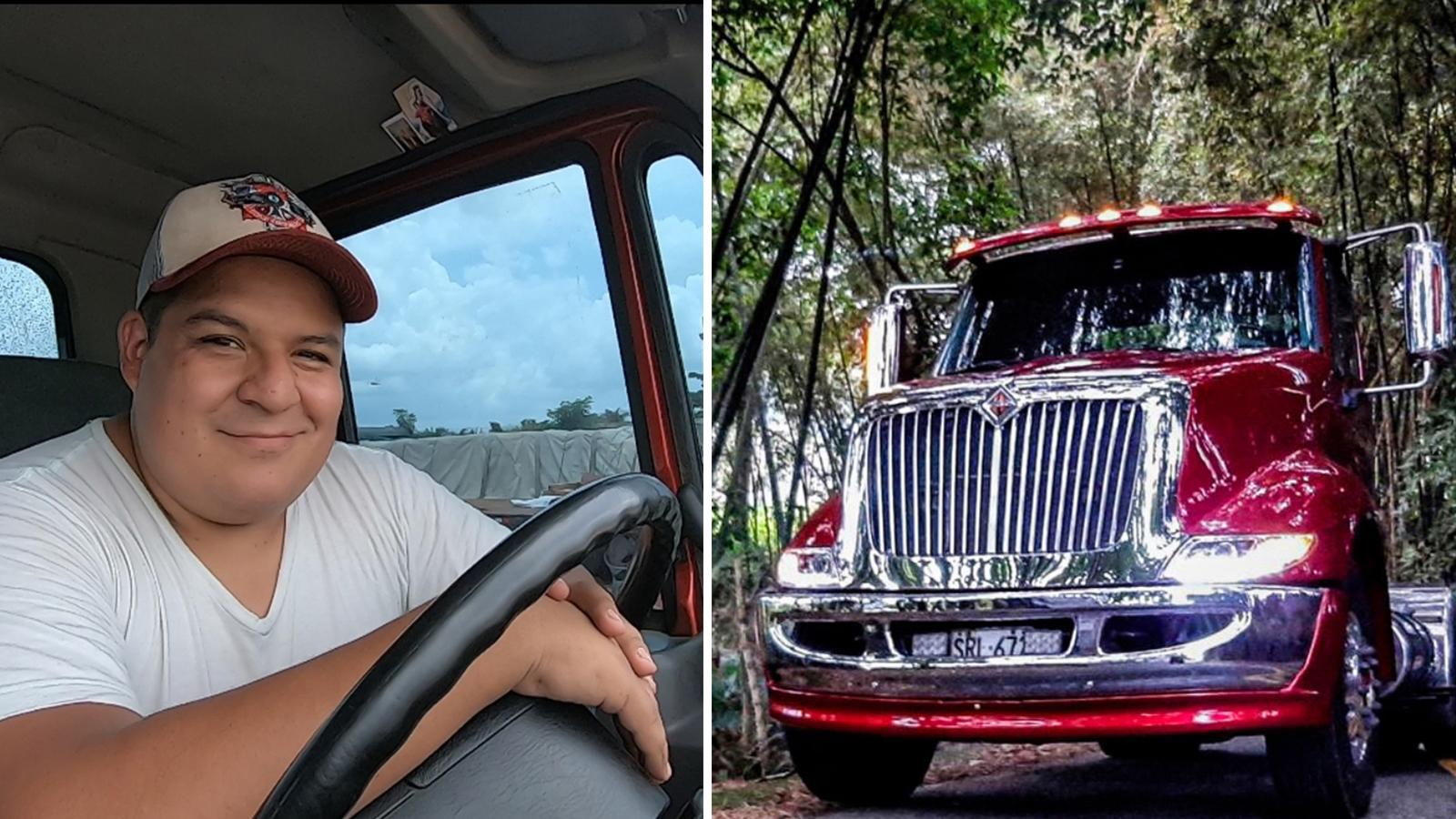 El camionero que se volvió 'youtuber'