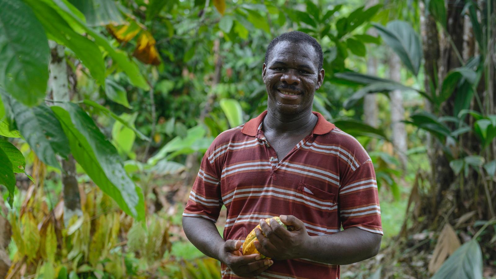 El tumaqueño que endulzó a Tokio con su cacao