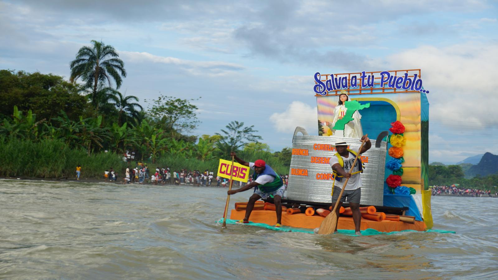 Por primera vez en 400 años, las fiestas en Chocó serán virtuales
