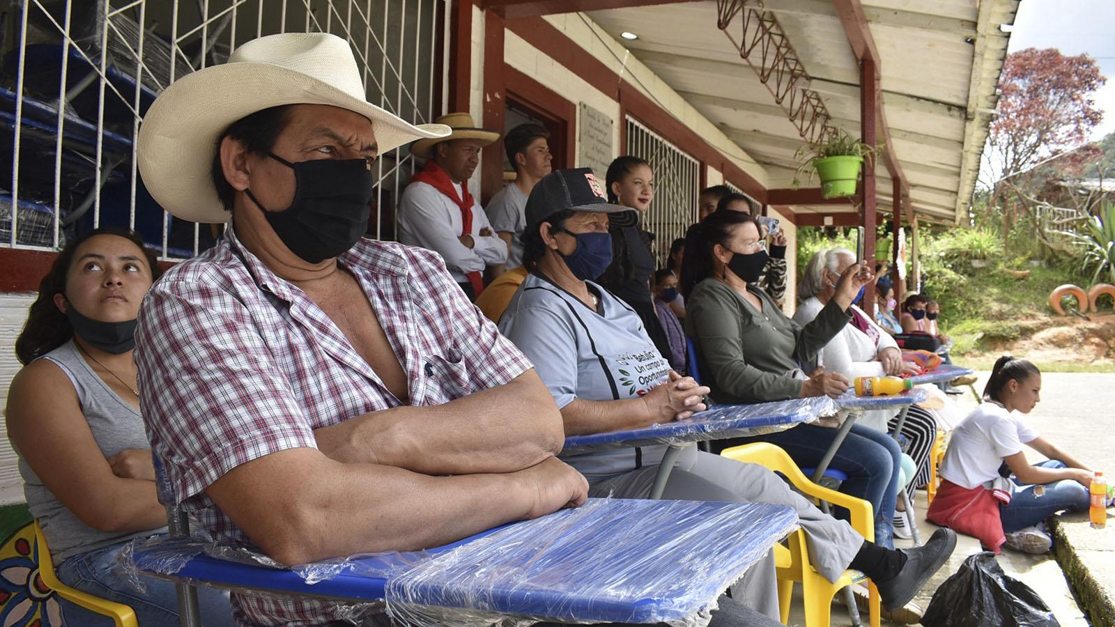 Mi pueblo natal: así vuelven las víctimas de desplazamiento en Antioquia