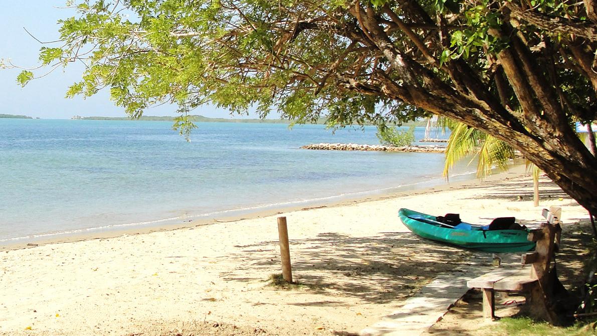 El paraíso oculto en el Golfo de Morrosquillo