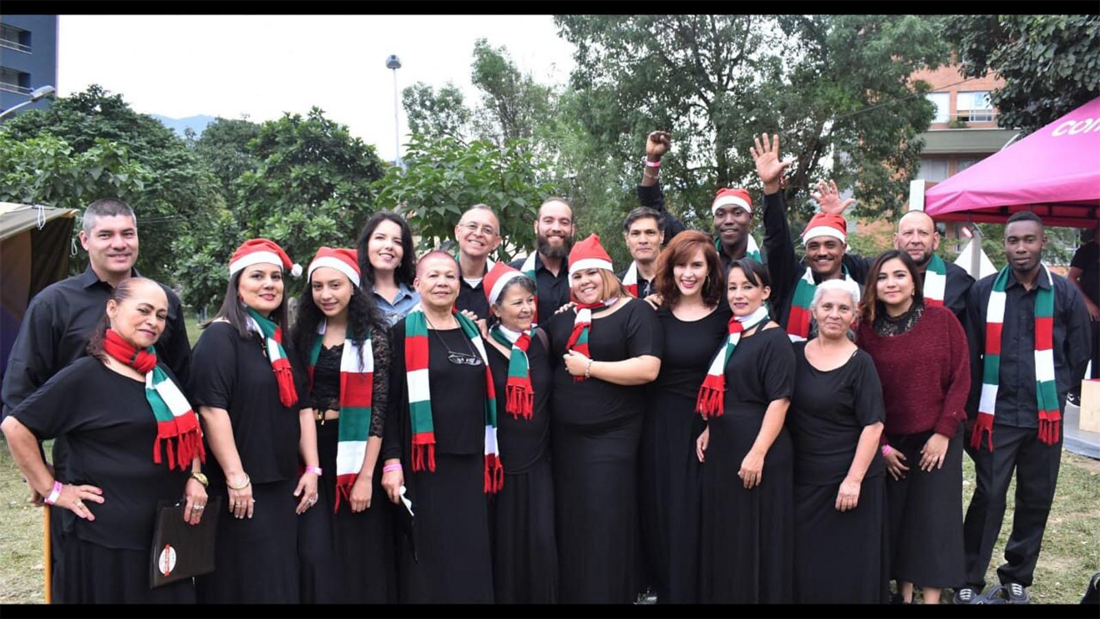 Un coro para la reconciliación