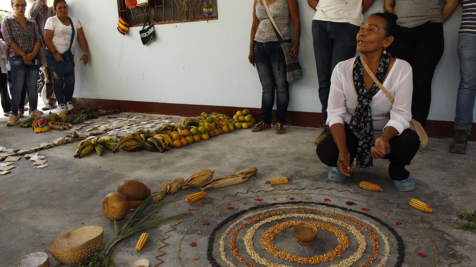 La guardiana de semillas nativas del sur del Tolima