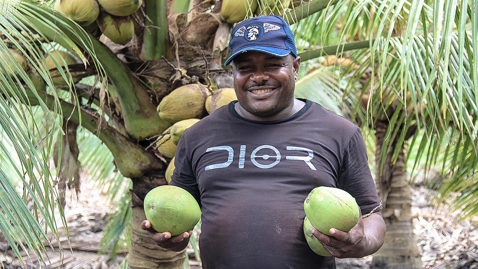 El coco y el cacao: la nueva esperanza de Tumaco