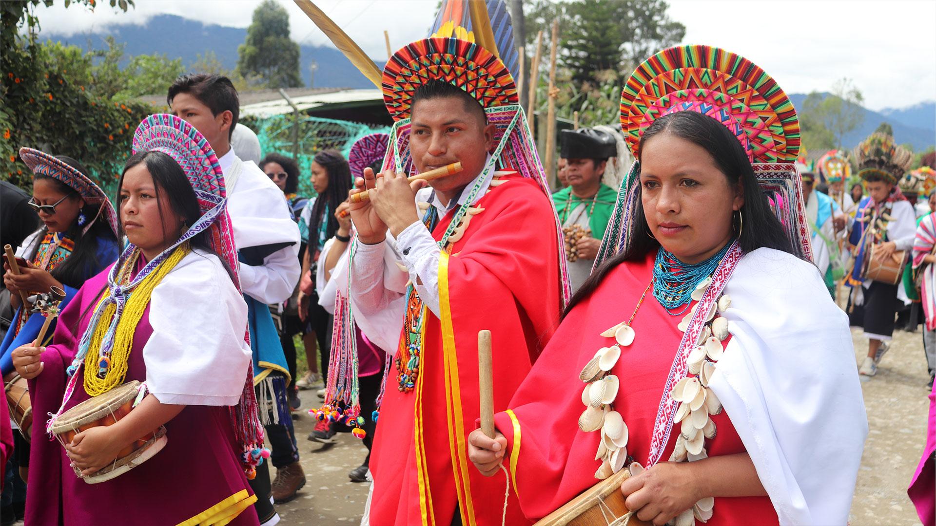 La profe indígena que pide garantías para el regreso a las aulas
