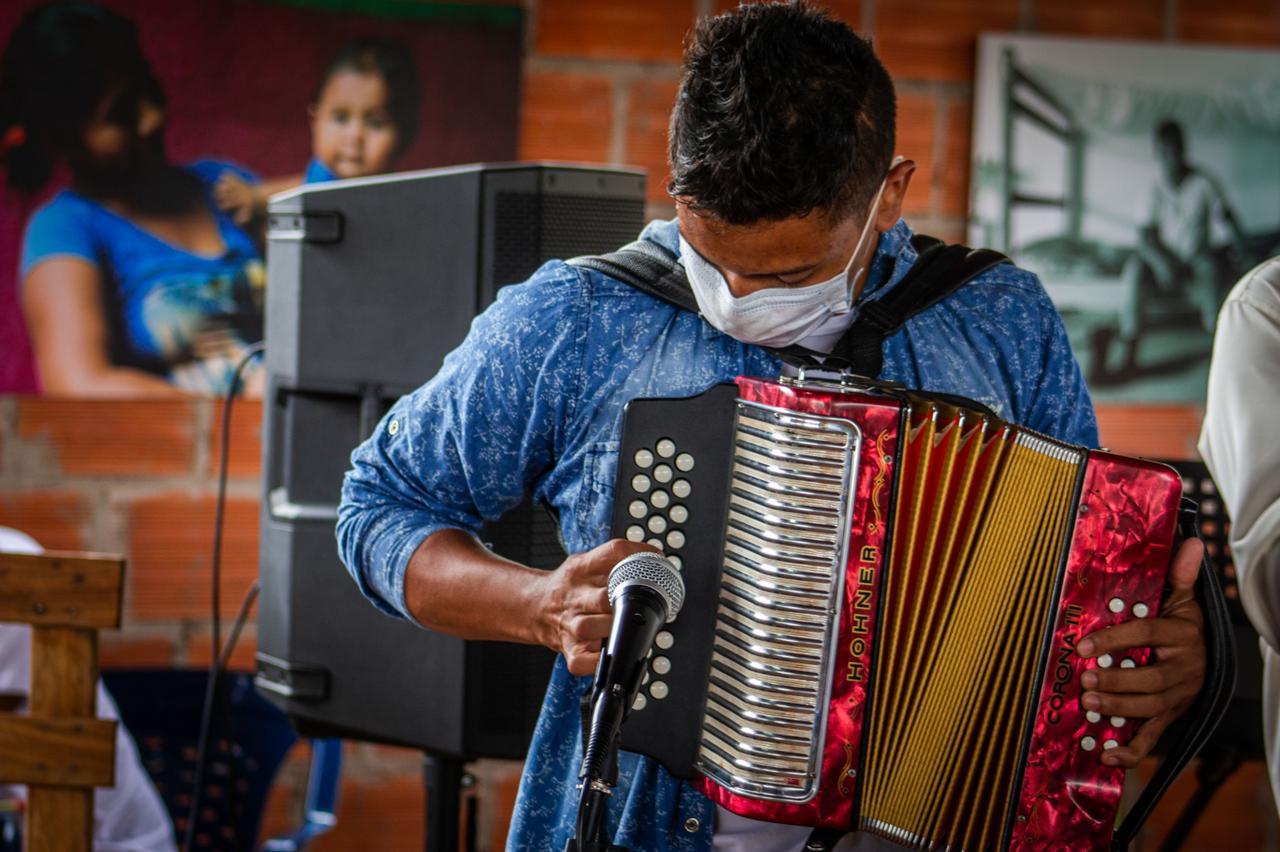 En Cesar, la música empezó a sanar las heridas de la guerra