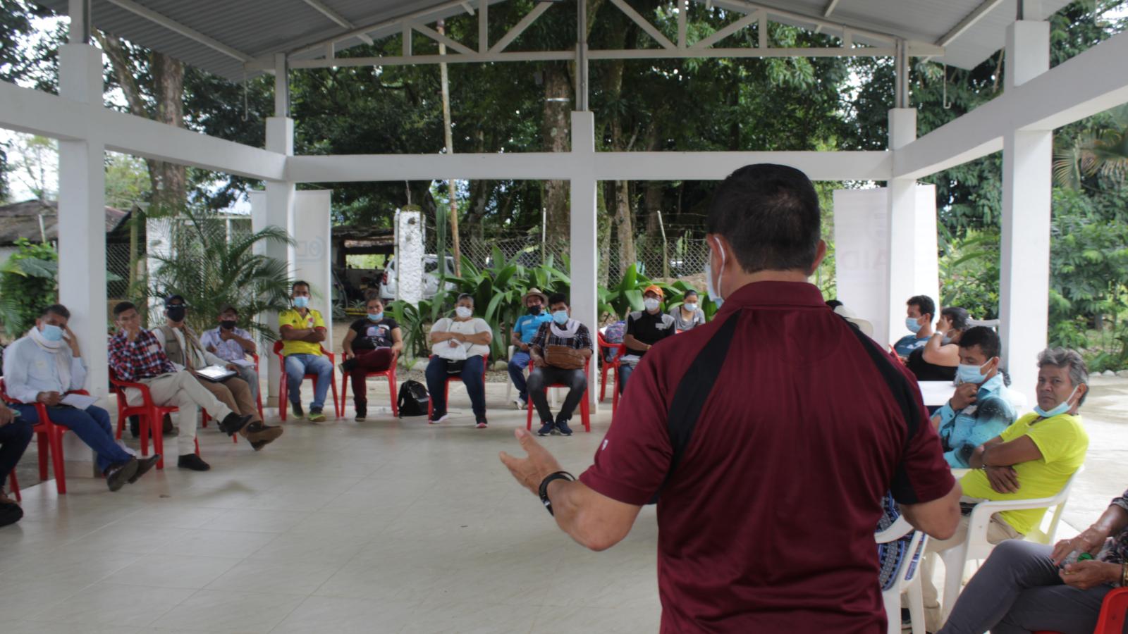 Los campesinos del sur de Tolima exigen mayor participación en los PDET