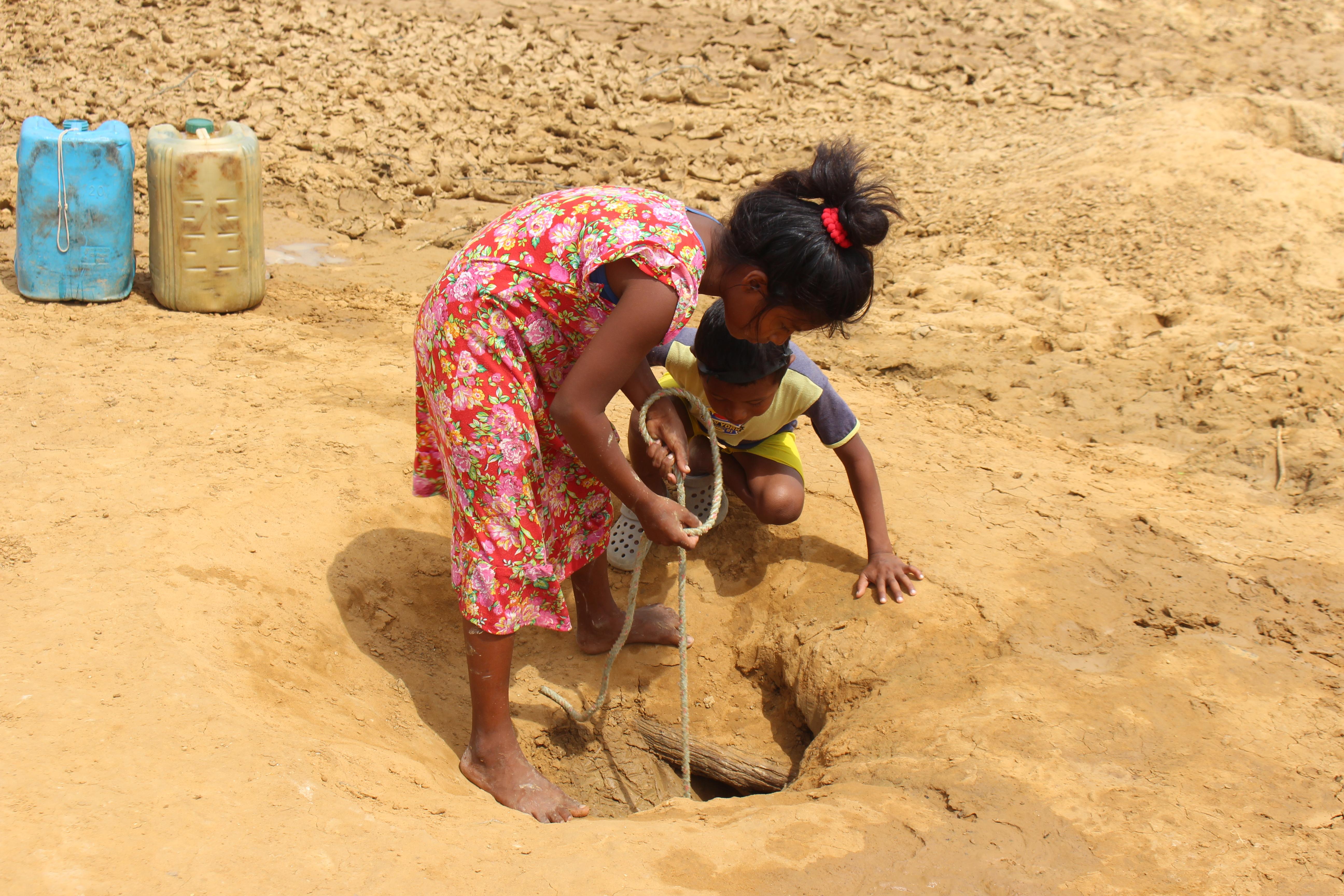 La Guajira: agua que mata