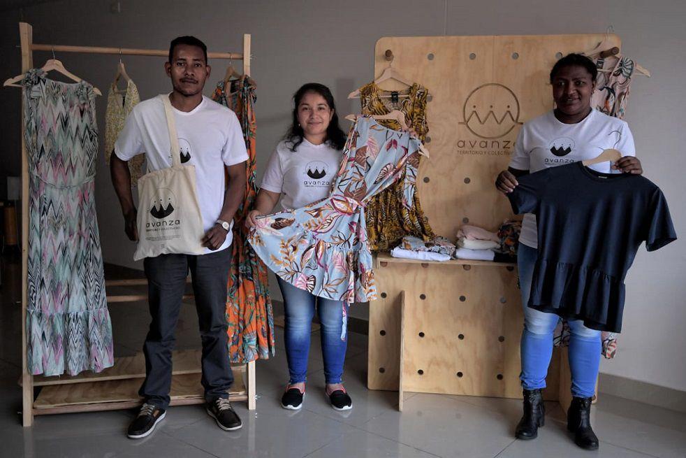Diseños de excombatientes, presentes en Colombiamoda y Colombiatex 2021