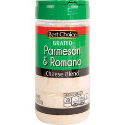 99 Cents Best Choice Parmesan Cheese