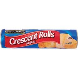 49 Cents Best Choice Crescent Rolls