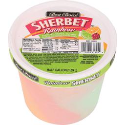 99 Cents Best Choice Sherbet