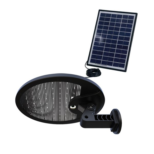 Green Frog Systems | GFS HALO Solar Security Lighting Solar Security  Lighting. Visit Website