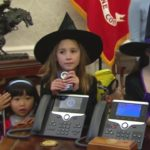 President-Trump-Does-Trick-or-Treat-for-Halloween-in-the-Oval-Office-with-Kids-150x150
