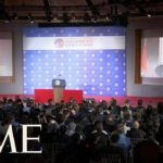 President-Trump-Showed-Kim-Jong-Un-Journalists-A-Video-At-The-Press-Conference-In-Singapore-150x150