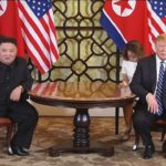 President-Donald-Trump-and-North-Korean-leader-Kim-Jong-Un-in-one-on-one-meeting-150x150