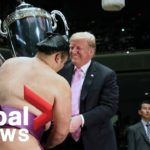 Trump-becomes-1st-U.S.-president-to-watch-sumo-in-Japan-150x150