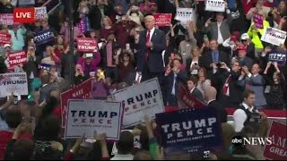 FULL Event: Donald Trump Rally in Hershey, Pennsylvania 11-04-2016