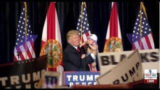Full Speech: Donald Trump Rally in Tampa, FL 11516