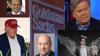 The A Team. President Trump Goldman Sachs Connections