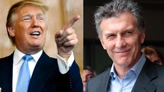 Days After Trump Spoke to Argentina President, Stalled Real Estate Project Starts Moving